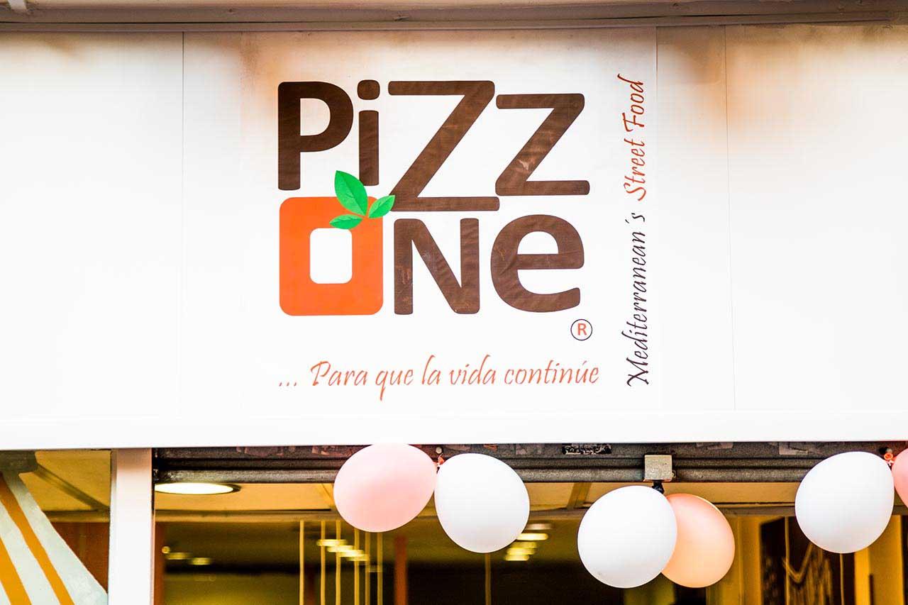 Inauguración Pizzone Delicias