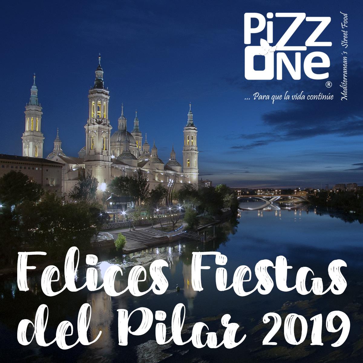 Felices Fiestas del Pilar 2019